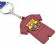 Barcelona FC  Crest Kit PVC flexible keyring (bb)
